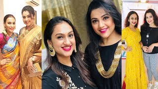 Meena's Latest Photos With Her Friends & Family | Latest Tollywood News - RAJSHRITELUGU