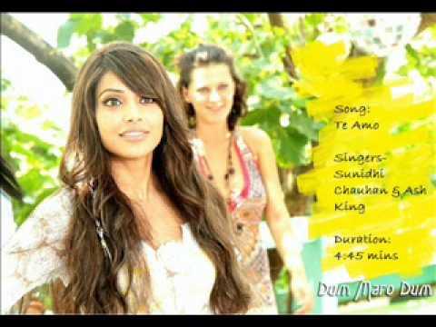 Te Amo - Dum Maaro Dum (2011) *Full Song* Ash King & Sunidhi Chauhan