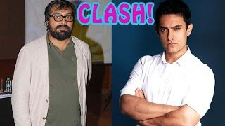 Aamir Khan and Anurag Kashyap's Clash on Release Date