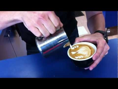 2012 Latte Art Championships Western Australia REHEARSAL BY Jitta Rajittaranon