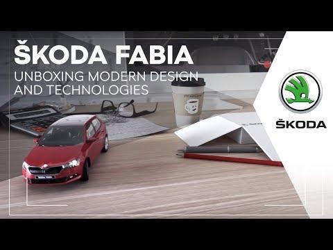 Autoperiskop.cz  – Výjimečný pohled na auta - Přepracovaná ŠKODA FABIA zažije premiéru na ženevském autosalonu 2018
