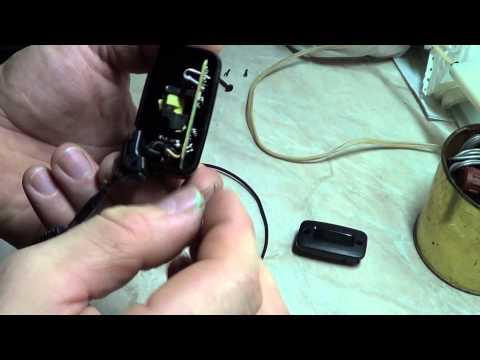 ClipXaab:Ремонт зарядного устройства.(обрыв провода).