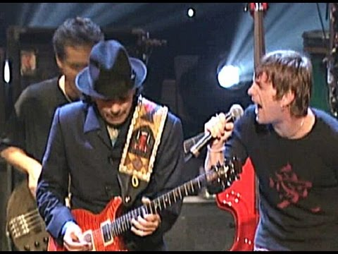 Carlos Santana / Rob Thomas - Smooth 1999 Live Video Sound HQ