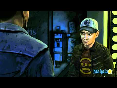 The Walking Dead Chapter 1 Walkthrough - Pt 8