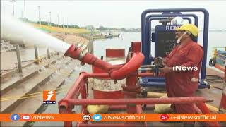 ONGC Conducts Swachh Godavari In Rajahmundry | iNews - INEWS