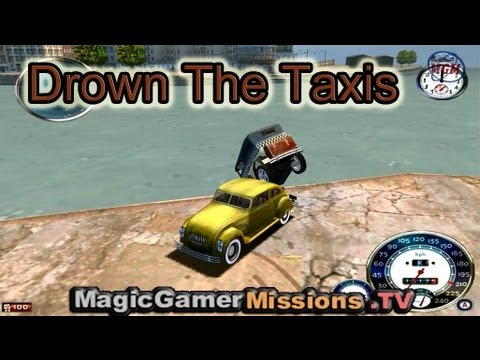 Mafia | Drown The Taxis | #11 Secret Mission [ Free Ride Extreme ]