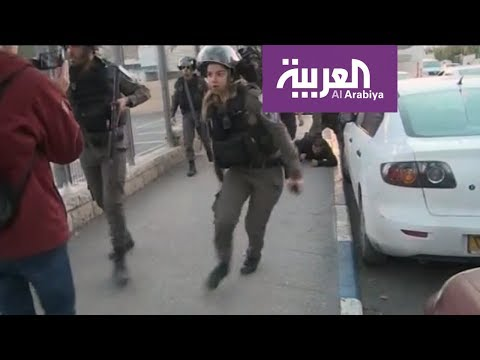 القدس .. الجيش الإسرائيلي يمنع فريق العربية من التصوير