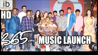 365 Days music launch - idlebrain.com - IDLEBRAINLIVE