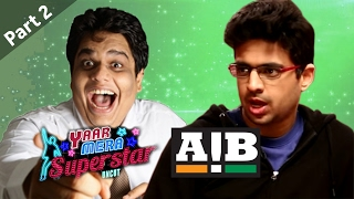 Rohan Joshi & Tanmay Bhatt On AIB | Yaar Mera Superstar Season 2 | Full Episode