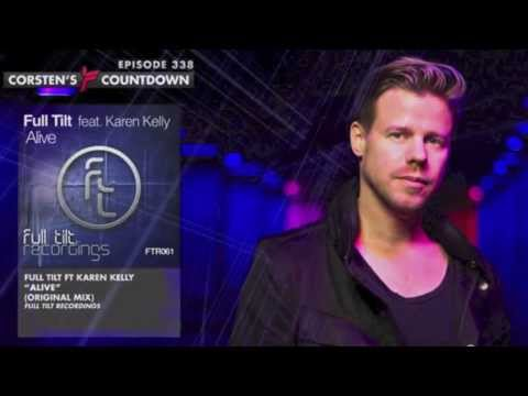 Full Tilt feat. Karen Kelly - Alive (On Corstens Countdown 338)