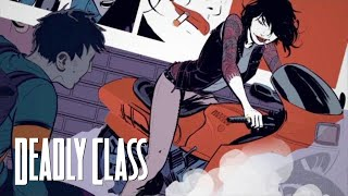 DEADLY CLASS | Motion Comic Issue #1 | SYFY - SYFY