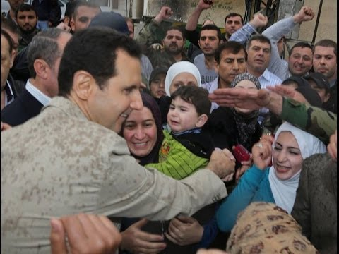 Syria News 20/4/2014, Maaloula, President al-Assad wishes blessed Easter & peace for the Syrians