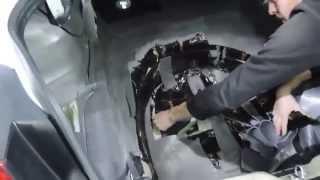 Переделка неудачной шумоизоляции - часть 1 - Багажник