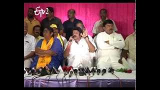 We Don't Want Portfolio's, We Just Serve People :Nandamuri Balakrishna - ETV2INDIA