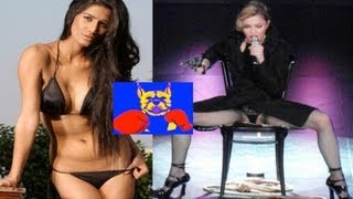 Poonam Pandey and Madonna Talk Crap