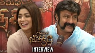 Balakrishna and Shriya Saran Special Interview About Gautamiputra Satakarni  | TFPC - TFPC