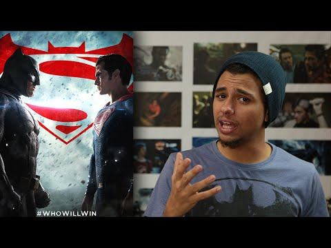 Batman v Superman : Dawn of justice - Movie Review | مراجعة فيلم - Batman v superman - عرب توداي