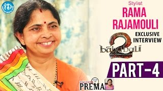 Baahubali Rama Rajamouli Exclusive Interview Part #4 || #WKKB | Dialogue With Prema - IDREAMMOVIES