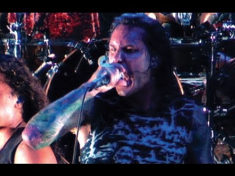 "AS I LAY DYING ""Anodyne Sea"" Live"