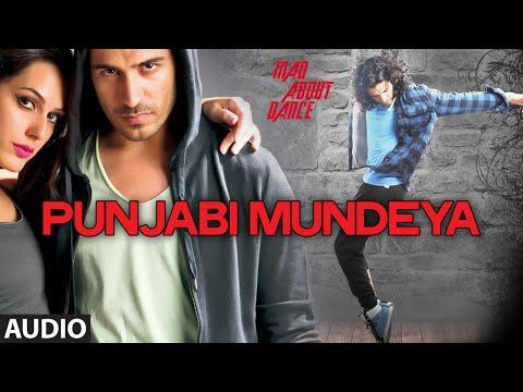 Punjabi Mundeya Full Audio Song | Mad About Dance