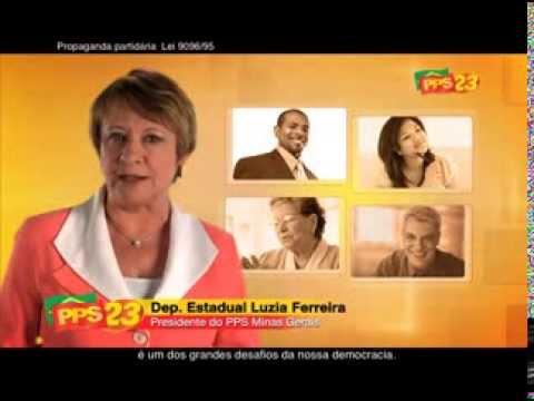 Deputada Estadual Luzia Ferreira fala sobre a filiação de mulheres