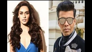 In Graphics: Karan Johar denies signing Manushi Chhillar for Student of The Year 2 - ABPNEWSTV