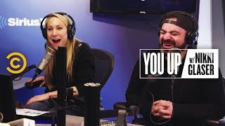 Showbiz Wisdom from the Legendary Maury Povich (feat. Chris Distefano) - You Up w/ Nikki Glaser - COMEDYCENTRAL
