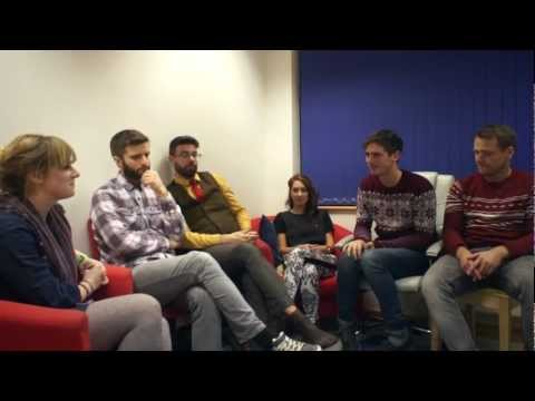 Rend Collective Experiment Interview - HD