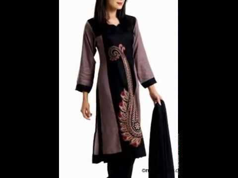 Casual Salwar Kameez Collection | Trouser Suits Collection 2013-14