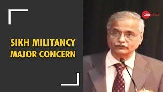 ATS Chief Atulchandra Kulkarni: Sikh militancy a major concern for India - ZEENEWS