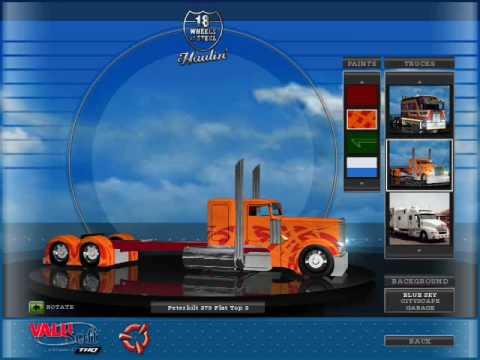 18 Wheels Of Steel Haulin Truck Mods