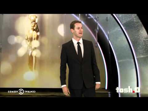 Tosh.0: Daniel Tosh Auditions to Host the Oscars (Comedy Central)