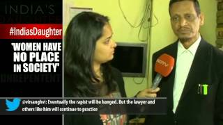 Outrage over defence lawyers' comments in Nirbhaya documentary - NDTV