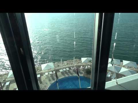 burj al arab elevator ride down