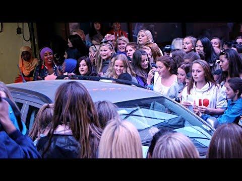 Justin Bieber w Oslo
