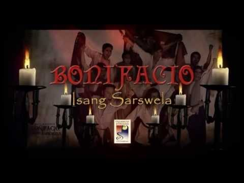 BONIFACIO: Isang Sarswela (fan-made trailer)