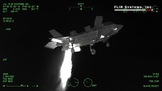 Thermal scan shows F-35 fighter jet in flight - CNN