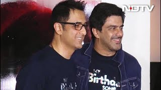 Sanjay Suri & Samir Soni On My Birthday Song - NDTV