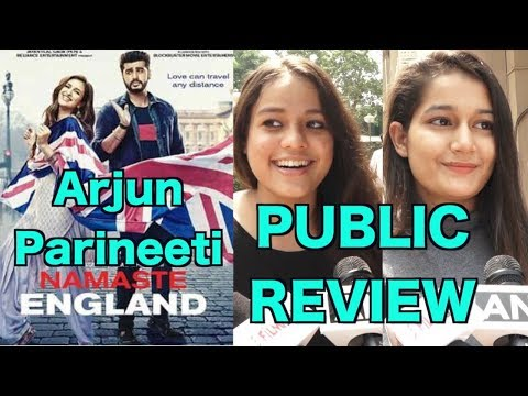 NAMASTE ENGLAND Hindi Movie Public Review | Movie Review |New Hindi Movie | new movies 2018 hindi