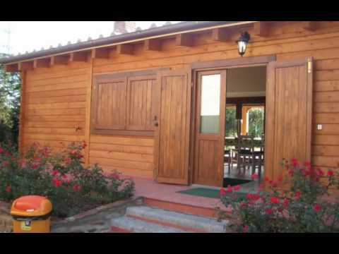 Cabana prefabricada