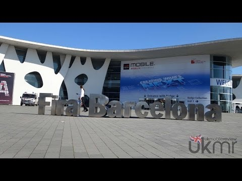 Hello from Barcelona - we