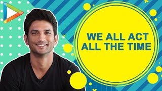 UNMISSABLE : Sushant Singh Rajput on KEDARNATH, his Characters and Box Office Numbers - HUNGAMA
