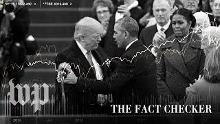 Comparing the 'Trump economy' vs. the 'Obama economy' | Fact Checker - WASHINGTONPOST