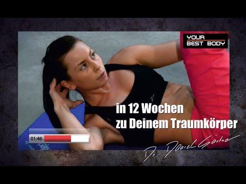 Dein Traumkörper in 12 Wochen mit Dr. Daniel Gärtner
