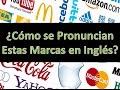 Inglés Americano - Marcas Famosas en Inglés (Lección 190)