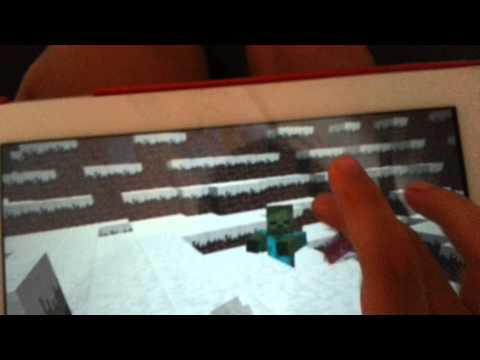 Minecraft pe lite mini game:nightmare