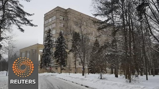 Special health clinic planned for Putin's elite officials - REUTERSVIDEO