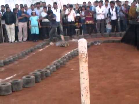 VIIT PUNE IC Engine car race final2012.mp4