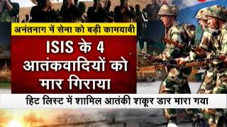 Morning Breaking: Two most wanted, killed in six days; 19 More on Army's Hit List - ZEENEWS