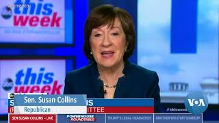 Washington Reacts after Obamacare Struck Down - VOAVIDEO